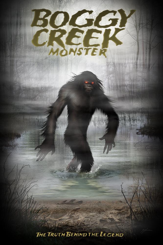 Boggy Creek Poster